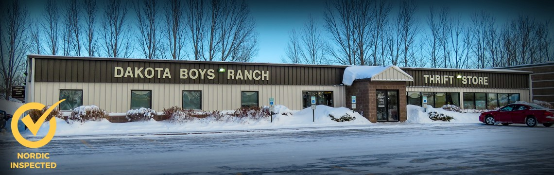 Dakota Boys Ranch Thrift Store
